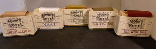 Mount Royal Soap