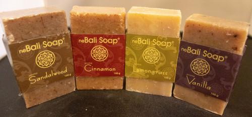 Bali Spiced Soap