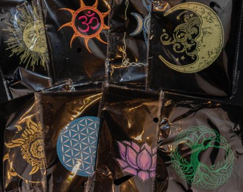 Velvet Tarot Card Bags