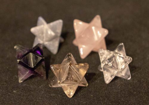 Small Merkaba Crystals