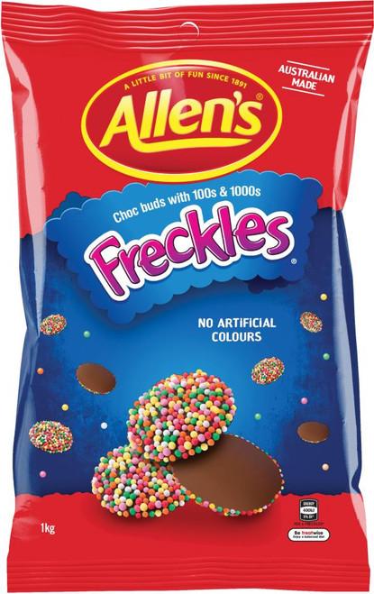 Allens Freckles