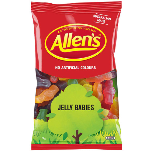 Allens Jelly Babies