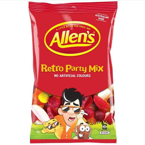 Allens Retro party mix