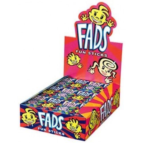 fads fun sticks