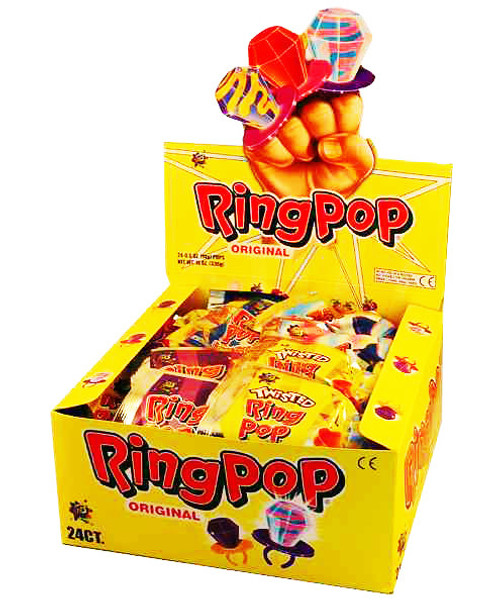 ring pop original