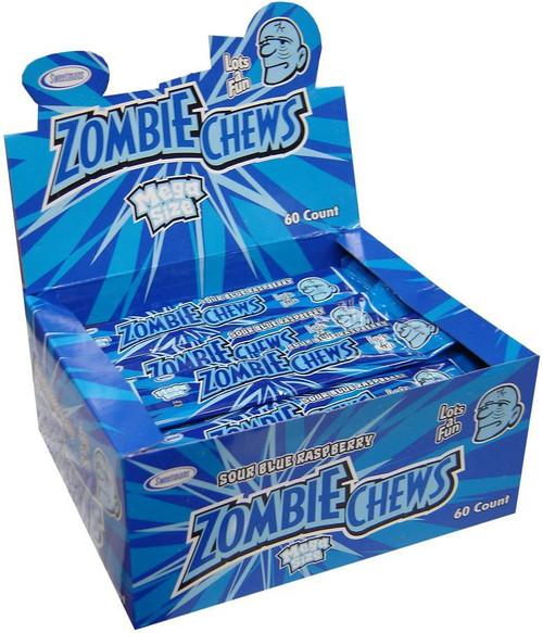 zombie chews blue raspberry