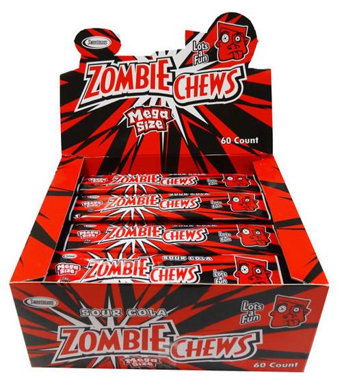 zombie chews cola