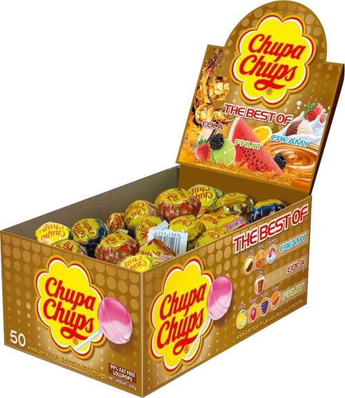 Chupa Chups best of 50