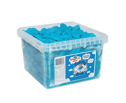 Chunky Funkeez Blue Clouds