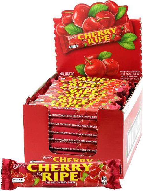cherry ripe medium box
