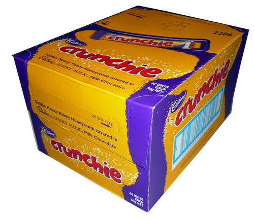 Crunchie medium bar box