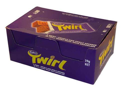 Twirl medium bar box