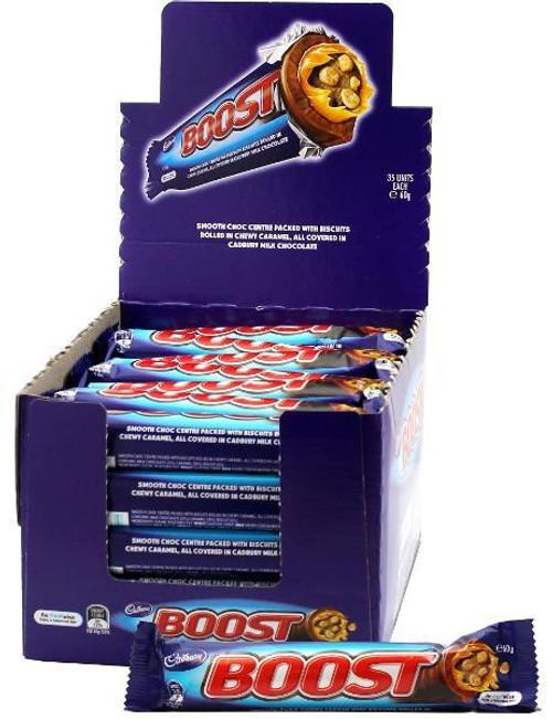 Boost medium bar box