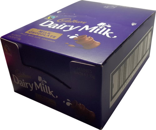 dairy milk roll box