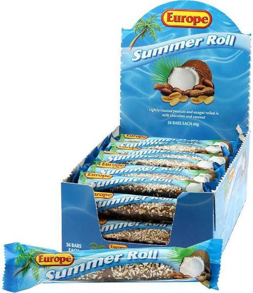summer roll box