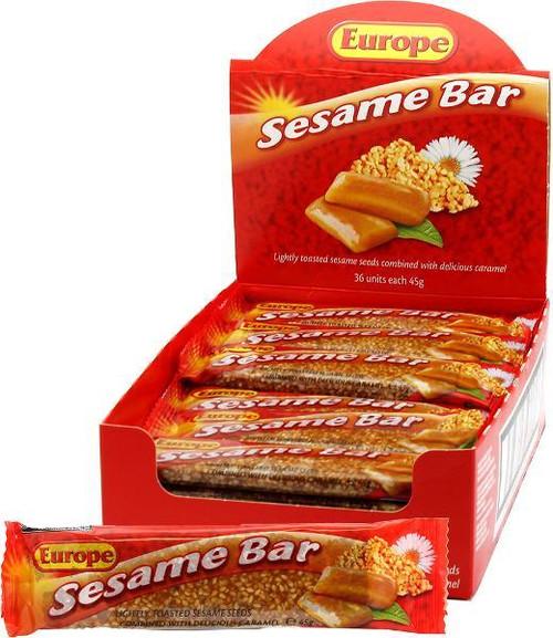 sesame bar box