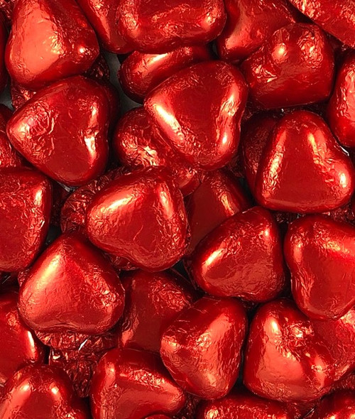 red hearts 1kg