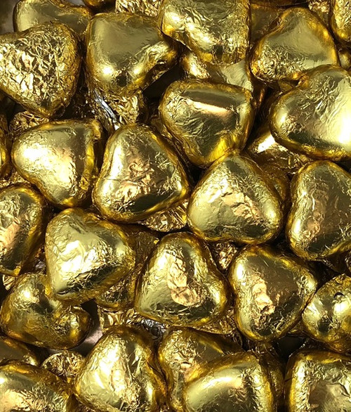 gold hearts 1kg