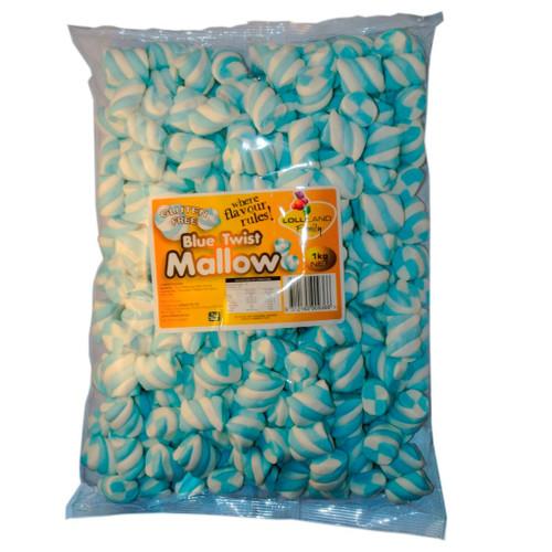 marshmallow twists blue