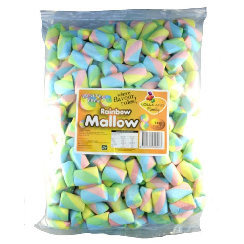 marshmallow twists rainbow