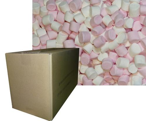 betta mini marshmallows pink white