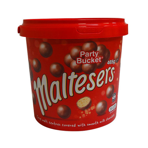 malteser bucket