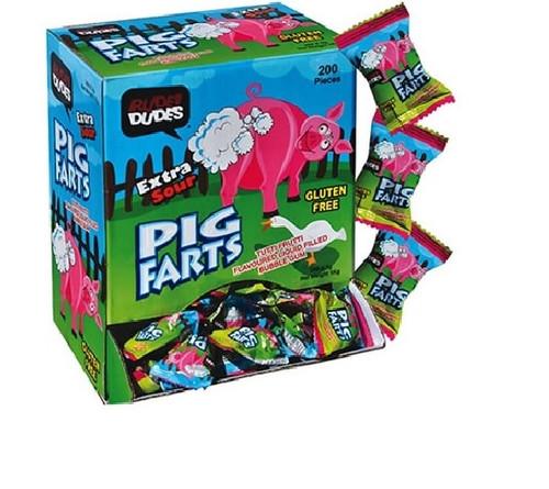 pig farts