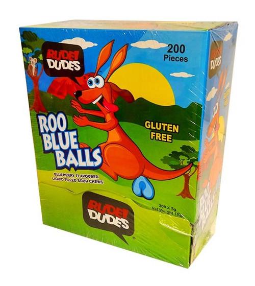 roo blue balls