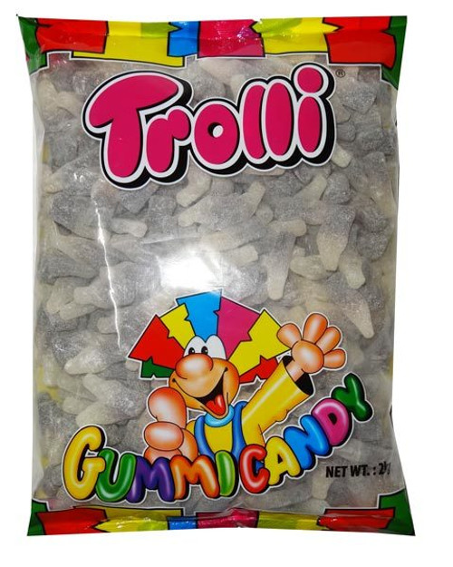 Trolli sour cola bottles 2kg