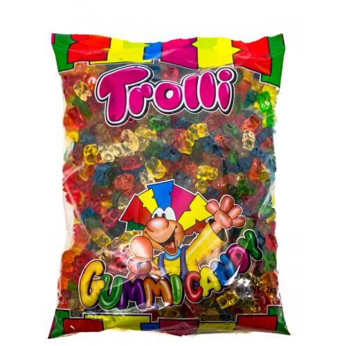 Trolli Gummi Bears 2kg