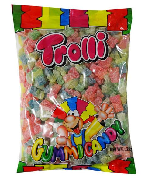 trolli super sour bears 2kg