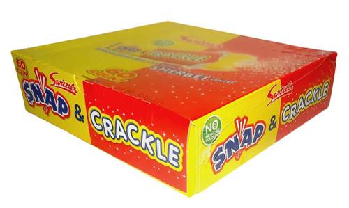 swizzels snap crackle bar