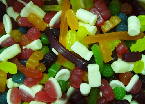 fresha party mix 1kg