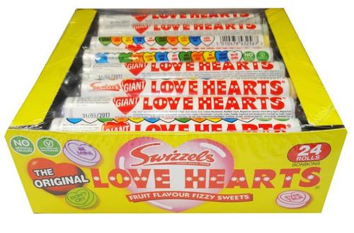 Matlow Love Hearts Swizzel