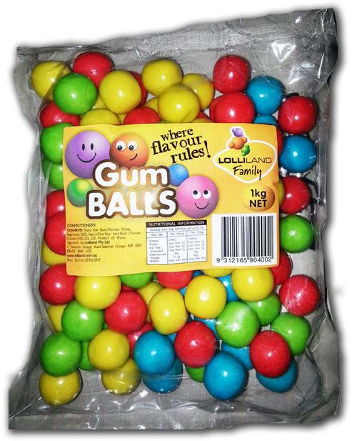 gumballs 1kg