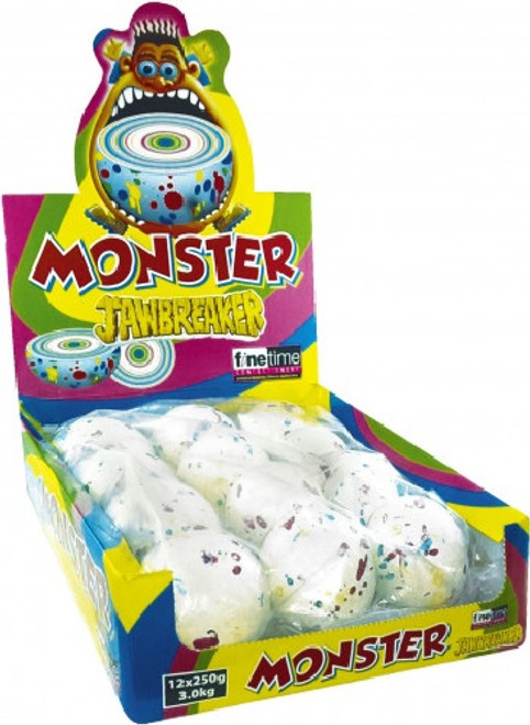 monster jawbreaker