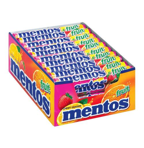 Mentos Fruit Rolls