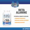 Beta-Alanine Capsules   800mg   250 Count