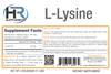BULK L-Lysine Powder