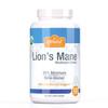 Lion's Mane Mushroom Capsules   1000mg   30% Beta Glucan Min.   120 Count   Hericium erinaceus   Whole Fruiting Body