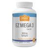 EZ Mega 3™ Omega-3 Fish Oil Softgels   600mg   60 Servings