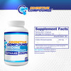 Choline Complex + Uridine + Fish Oil   Happy Stack Bundle