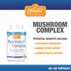 Mushroom Complex Capsules | 1000mg | 30% Beta Glucan Min. | 60 & 180 Count | Whole Fruiting Body
