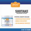 Shiitake Mushroom Extract Powder   30% Beta Glucan Min.   Whole Fruiting Body   Lentinus edodes