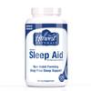 Sleep Aid Capsules   Melatonin-Enhanced   Nighttime Non-Habit Forming & Drug-Free
