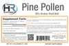 BULK Pine Pollen (Broken Shell Wall) Powder