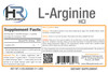 BULK L-Arginine HCl Powder
