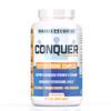 Conquer Testosterone Complex   W/ Beta Ecdysterone   120 Count