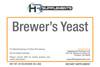 BULK Brewer's Yeast Powder