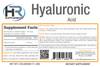 BULK Hyaluronic Acid Powder